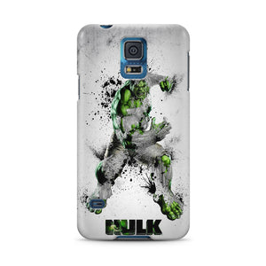 The Incredible Hulk Samsung Galaxy S4 5 6 7 8 9 10 E Edge Note Plus Case 10