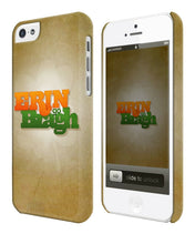 Load image into Gallery viewer, Ireland Irish Symbol Erin Go Bragh iPhone 4 4S 5 5S 5c 6 6S 7 + Plus Case Cover
