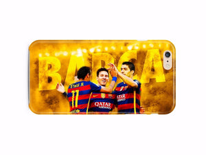 Iphone 4S 5 5s 5c 6 6S 7 8 X XS Max XR Plus SE Case Messi Neymar Suarez  06
