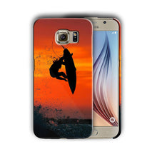 Load image into Gallery viewer, Extreme Sports Surfing Samsung Galaxy S4 S5 S6 S7 Edge Note 3 4 5 Plus Case 02