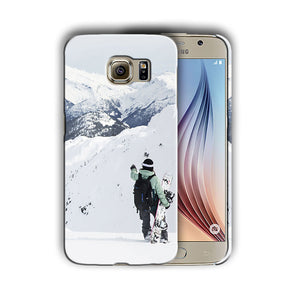 Extreme Sports Snowboarding Galaxy S4 S5 S6 S7 Edge Note 3 4 5 Plus Case 02