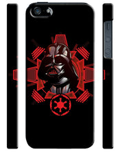Load image into Gallery viewer, Star Wars Darth Vader Logo Iphone 4 4s 5 5s 5c 6 6S + Plus Case Cover 137