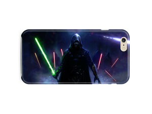 Star Wars 2015 Episode 7 Jedi Iphone 4 4s 5 5s 5c 6 6S + Plus Case Cover ip1