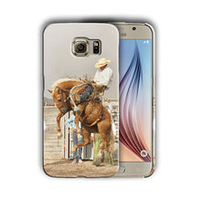 Load image into Gallery viewer, Rodeo Cowboy Horse Samsung Galaxy S4 5 6 7 8 Edge Note 3 4 5 8 Plus Case 16