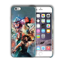 Load image into Gallery viewer, Super Hero Aquaman Iphone 4 4s 5 5s 5c SE 6 6s 7 8 X XS Max XR Plus Case n12