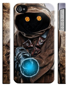 Star Wars Jawa Iphone 4s 5 6 7 8 X XS Max XR 11 Pro Plus Case Cover 143
