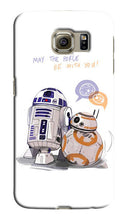 Load image into Gallery viewer, Star Wars R2-D2 BB-8 Galaxy S4 5 6 7 8 9 10 E Edge Note 3 -10 Plus Case Cover 01