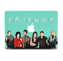 Load image into Gallery viewer, Friends Series MacBook case for Mac Air Pro M1 13 16 12 inch Cover Gift 02
