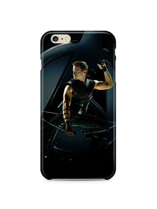 Hawkeye Avengers Iphone 4s 5 5s 5c 6 6S 7 8 X XS Max XR Plus Cover Case