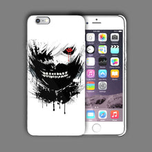Load image into Gallery viewer, Tokyo Ghoul Ken Kaneki Iphone 4s 5s 5c SE 6s 7 + Plus Case Cover 17