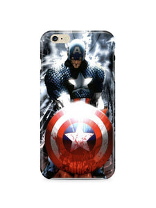 Captain America: Civil War Iphone 4 4s 5 5s 5c 6 6S 7 + Plus Case Cover 14
