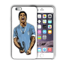 Load image into Gallery viewer, Luis Suarez Iphone 4 4S 5 5s 5c SE 6 6S 7 8 X XS Max XR Plus Case Cover 1