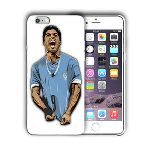Luis Suarez Iphone 4 4S 5 5s 5c SE 6 6S 7 8 X XS Max XR Plus Case Cover 1