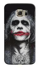 Load image into Gallery viewer, Joker Dark Knight Samsung Galaxy S4 S5 S6 S7 8 Edge Note 3 4 5 8 + Plus Case 989
