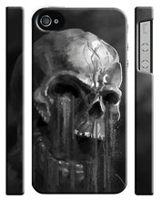 Load image into Gallery viewer, Halloween Skull Evil Horror Iphone 4 4s 5 5s 5c 6 6S 7 + Plus Case Cover ip2