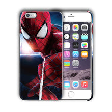 Load image into Gallery viewer, Super Hero Spider-Man Iphone 4 4s 5 5s SE 6 7 8 X XS Max XR 11 Pro Plus Case n10