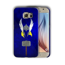 Load image into Gallery viewer, Super Hero Thor Samsung Galaxy S4 S5 S6 S7 S8 Edge Note 3 4 5 Plus Case n7
