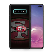 Load image into Gallery viewer, San Francisco 49ers protective TPU case for Galaxy S10 E S9 plus S8 S7 note 5 S6