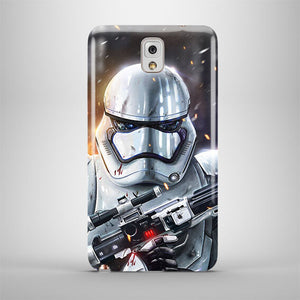 Star Wars Stormtrooper Samsung Galaxy S4 S5 S6 Edge Note 3 4 5 + Plus Case 133