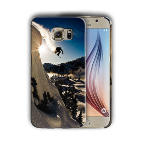 Extreme Sports Snowboarding Galaxy S4 S5 S6 S7 Edge Note 3 4 5 Plus Case 07