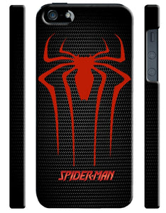 Iphone 4 4s 5 5s 5c 6 6S + Plus Cover Case Amazing Spider-Man Logo Hero Comics 6