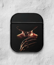 Load image into Gallery viewer, Halloween Freddy Krueger case for AirPods 1 or 2 protective cover skin 03