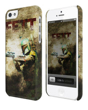 Load image into Gallery viewer, Star Wars 2015 Boba Fett Iphone 4 4s 5 5s 5c 6 6S 7 + Plus Case Cover 129