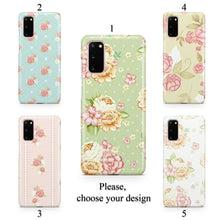 Load image into Gallery viewer, French wallpaper case for Galaxy s20 s20+ Ultra s10 s10+ s9 s8 s7 S6 Edge SN
