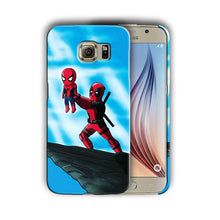 Load image into Gallery viewer, Super Hero Spider-Man Samsung Galaxy S4 5 6 7 8 9 10 E Edge Note Plus Case n9