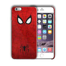 Load image into Gallery viewer, Super Hero Spider-Man Iphone 4s 5 SE 6 6s 7 8 X XS Max XR 11 Pro Plus Case n6
