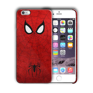 Super Hero Spider-Man Iphone 4s 5 SE 6 6s 7 8 X XS Max XR 11 Pro Plus Case n6