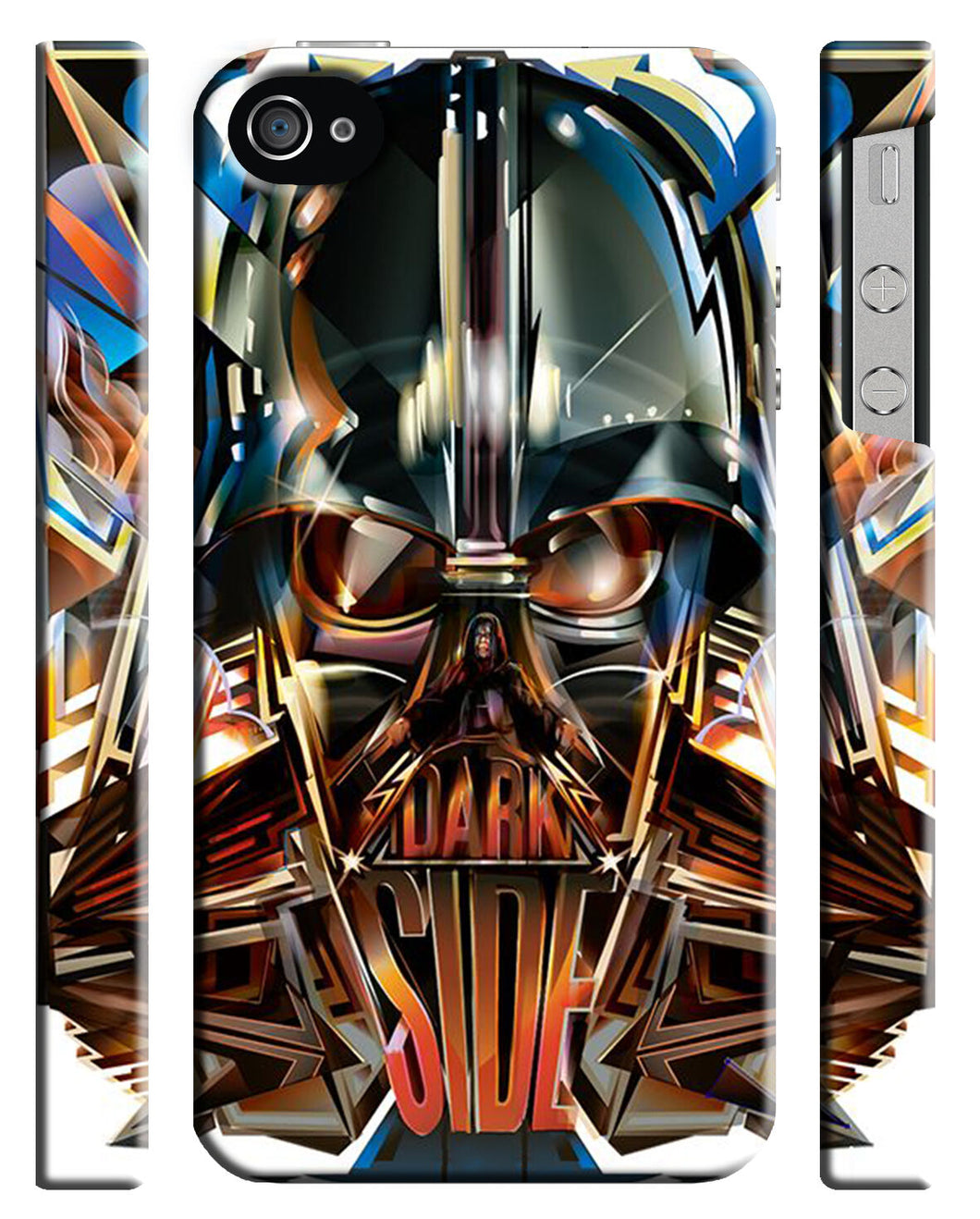 Star Wars Darth Vader Iphone 4s 5 5s 5c 6 6S 7 12 Pro Max + Plus Case Cover ip23
