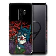 Load image into Gallery viewer, Villain Joker Samsung Galaxy S4 5 6 7 8 9 10 E Edge Note 3 - 10 Plus Case nn7