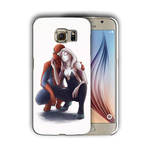 Super Hero Spider-Man Samsung Galaxy S4 5 6 7 8 9 10 E Edge Note Plus Case n5