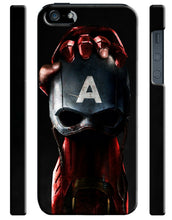 Load image into Gallery viewer, Captain America: Civil War Iphone 4 4s 5 5s 5c 6 6S 7 + Plus Case Cover 2