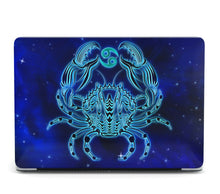 Load image into Gallery viewer, Horoscope Cancer MacBook case for Mac Air Pro M1 13 16 Cover Skin SN197