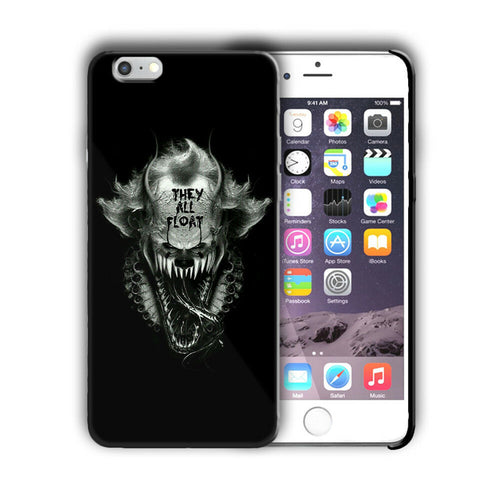 Halloween Pennywise Clown Iphone 4s 5s SE 6s 7 8 X XS Max XR 11 Pro Plus Case 35