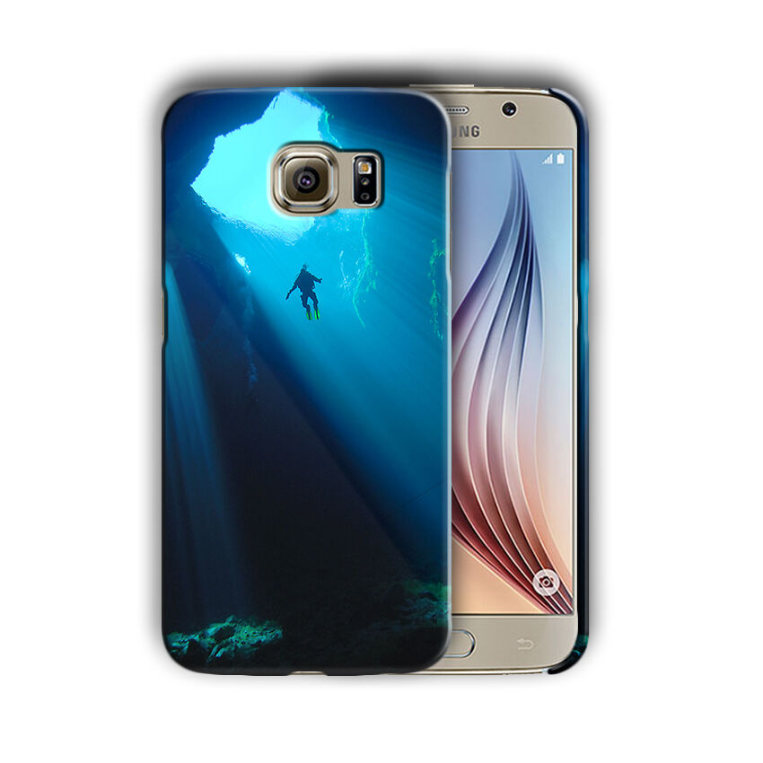 Extreme Sports Diving Samsung Galaxy S4 S5 S6 S7 Edge Note 3 4 5 Plus Case 05