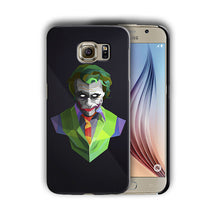 Load image into Gallery viewer, Super Villain Joker Samsung Galaxy S4 5 6 7 8 9 10 E Edge Note Plus Case n8