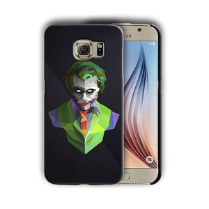 Super Villain Joker Samsung Galaxy S4 5 6 7 8 9 10 E Edge Note Plus Case n8