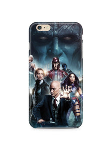 X-Men: Apocalypse Professor X iPhone 4 4S 5 5S 5c 6 6S 7 + Plus SE Case Cover 3