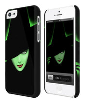 Load image into Gallery viewer, Halloween Green Witch Horror Iphone 4s 5s 5c 6S 7 8 X XS Max XR 11 Pro Plus Case