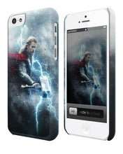 Load image into Gallery viewer, Thor Avengers Iphone 4s 5 6 7 8 X XS Max XR 11 Pro Plus Cover Case Comics