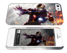 Load image into Gallery viewer, Iron Man Avengers Iphone 4 4s 5 5s 5c 6 6S + Plus Cover Case Comics Kids ip2