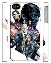 Load image into Gallery viewer, X-Men: Apocalypse iPhone 4 4S 5 5S 5c 6 6S 7 + Plus SE Case Cover 5