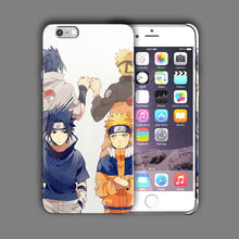 Load image into Gallery viewer, Naruto Sasuke Iphone 4 4s 5 5s 5c SE 6 6s 7 8 X XS Max XR Plus Case Cover 11