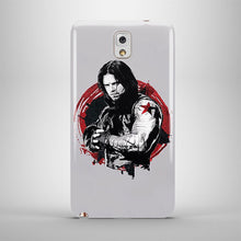 Load image into Gallery viewer, Winter Soldier Samsung Galaxy S4 5 6 7 8 9 10 E Edge Note 3 - 10 Plus Case 1