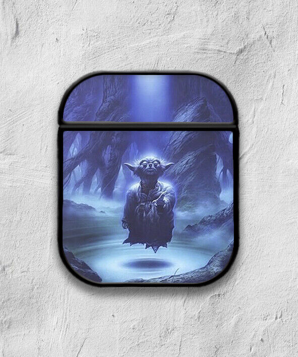 Star Wars Yoda case for AirPods 1 or 2 protective cover skin