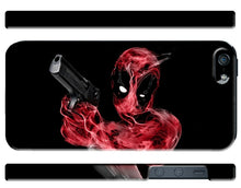 Load image into Gallery viewer, Iphone 4 4s 5 5s 5c 6 6S + Plus Hard Cover Case Deadpool Hero Comics Kids ip3