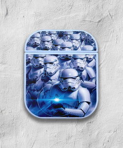 Star Wars Stormtrooper case for AirPods 1 or 2 protective cover skin 03